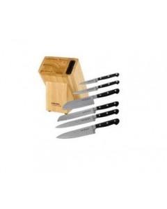 Bloc aiguiseur couteaux Top Chef