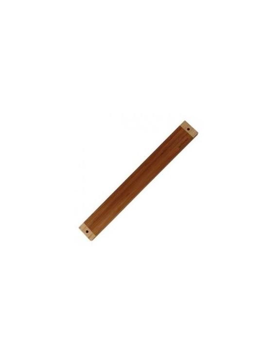 Barre aimantée en  bambou